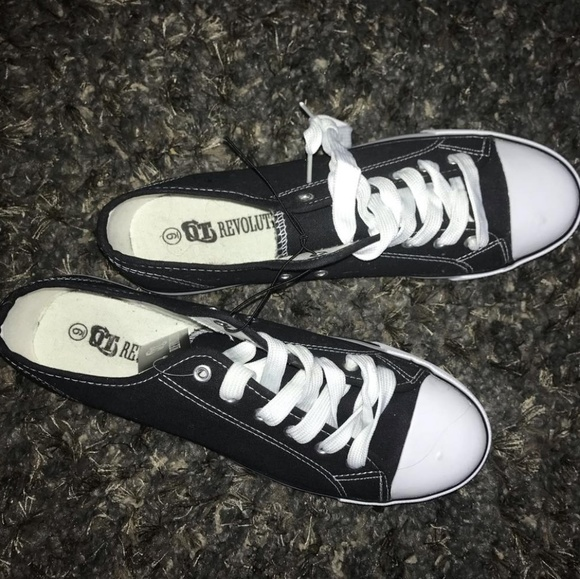 Revolution Shoes   Converse Look Alikes